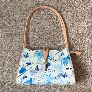 Handbags - Music themed statement purse! Kitschy :)
